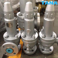 Spring Loaded Safety Relief Valve For Liquid