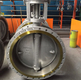 TANA ANSI butterfly valve ASME b16.47-2006 300lb-A series dimension