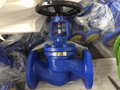 TANA DIN standard bellow seal globe valve Export To Germany Customer